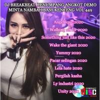 Cd Audio DJ BREAKBEAT PENUMPANG ANGKOT DEMO MINTA NAMBAH BASS KENCENG