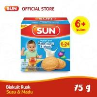 SUN RUSK SUSU MADU BOX X 1 PCS