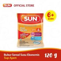 SUN BUBUR SEREAL SUP AYAM EKONOMIS 120 GR BOX X 1 PCS
