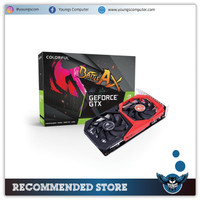 VGA CARD NVIDIA COLORFUL GTX 1650 NB 4GD6-V 4GB DDR6