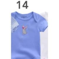 Baju Bayi Baru Lahir Newborn Jumper Jumpsuit Murah Lucu Imut Cowo Cewe