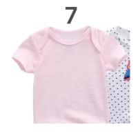 Baju Bayi Baru Lahir Newborn Jumper Jumpsuit Murah Lucu Imut Perempuan