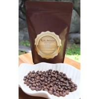Kopi Artisan. Biji (Beans). 100% Premium Peaberry Arabica Gayo.