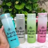 bottle kaca warna