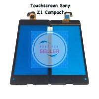 Touchscreen Sony Xperia Z1 Compact Original - Hitam