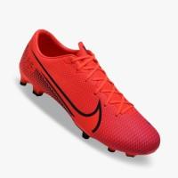 Nike Mercurial Vapor 13 Academy MG Men's Soccer Shoes - Red