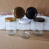 Jar kaca selai /sambal 250ml