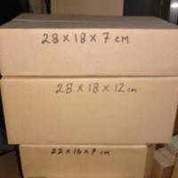 kardus packing 28 x 18 x 12