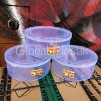 Toples Nastar Kue Kering Anti Pecah 500gr Plastik - KMP Mutiara