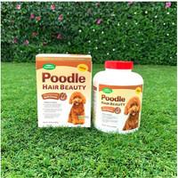 New !! VegeBrand Poodle Hair Beauty 450 gr Vitamin Bulu & Kulit Anji