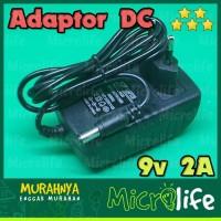 DC Adaptor 9v 2A DC Jack Cocok Arduino Raspberry Pi CCTV GPS