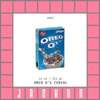 Post Oreo O's Cereal 11oz / 311gr
