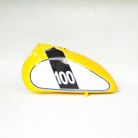 Tanki Kustom Yamaha DT Warna
