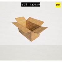 Corrugated Rectangle Box/ Kardus Balok /Kotak Packing - 20 X 11 X 11Cm