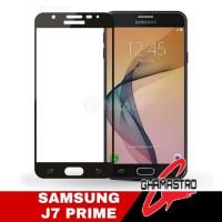 Tempered Glass Samsung J7 Prime Full Cover Anti Gores