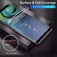Samsung S6 S7 Edge S8 S9 Plus Anti Gores Full Cover Layar Plastik Jell