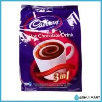 Cadburry / Cadbury Minuman Coklat 3 in 1 / Hot Chocolate Drink 3in1