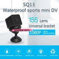 SQ13 Spy Camera Mini DVR DV Wifi Waterproof Camera Pengintai Mini Full