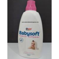 Babysoft Fabric Softener Yuri 1000 ml Anti Bacterial Pengharum Depok