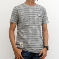 Sharks - Casual Fullprint T-shirt - Grey [SGB103525022]