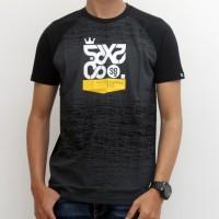 Sharks - Logo Fullprint Series tshirt - Hitam [SGB113394910]