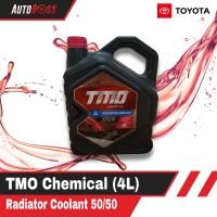 TMO Chemical - Air Radiator Coolant 50 / 50 Cairan Pendingin 4L