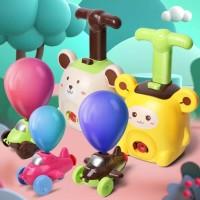 Mainan Anak Pompa Balon Mobil ~ PUMPING CAR BALLON