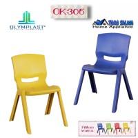 Kursi anak olimplast OK_305/bangku plastik anak/kursi TK
