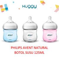 Philips Avent Bottle Natural 125ml White Botol Susu Bayi