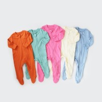 Jumper Bayi / I Am Cotton Sleepsuit Zipper TK