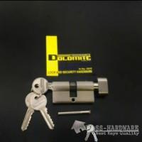 Cylinder Dolomite Tc 60/Kunci Pintu Rumah/silinder Pintu Single Kunci