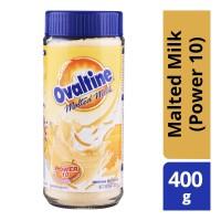 Ovaltine Instant Malt Drink Powder Jar - Malted Milk (Power 10) 400g
