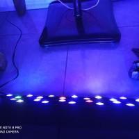 lampu aquarium hpl air laut 70-80cm 24watt full lensa