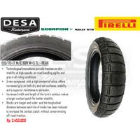 Ban Pirelli Scorpion Rally STR 150/70-17 Rear