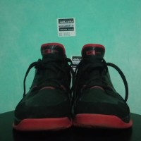 Sepatu Basket Ardiles DBL PRIDE 2 Black Red Second Original (SOLD)