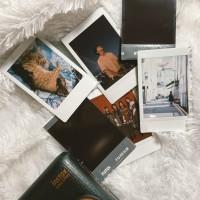 Print Foto Polaroid Asli Instax Mini