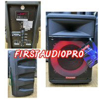 Speaker Portable Asatron OLYMPUS 8 INCH