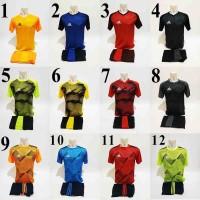 Baju Kaos Olahraga Jersey Bola Setelan Futsal Sepak Bola Volly