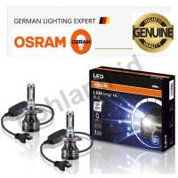 Lampu LED Mobil OSRAM XLZ New Gen H4 H1 H7 H8 H11 H16 HB3 HB4 Bohlam