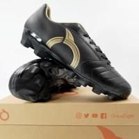 Sepatu Bola Ortuseight Mirage FG Black Gold 11010182 Original BNIB