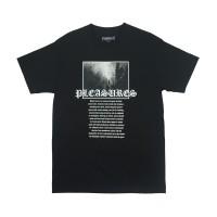 Pleasures Black Metal Black T-Shirt