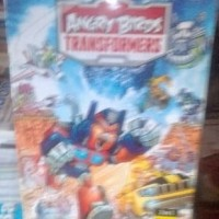 angry birds,transformers