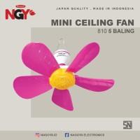 Kipas Angin Gantung Mini NAGOYA Portable Mini Heli Fan | NGY NG810