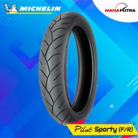 Michelin Pilot Sporty FR 100/80-16 TL/TT Ban Motor