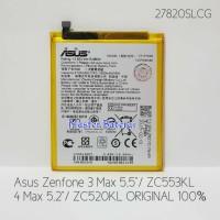 Baterai Asus Zenfone 3 Max / 3Max ZC553KL 5,5in C11P1609 Asus 4max ORI