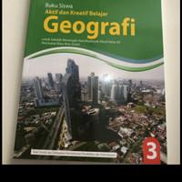 Buku Geografi untuk Sma/Ma kelas 12 Penerbit Grafindo