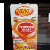 TEMPERED GLASS / ANTI GORES KACA ASUZ ZENFONE LIVE ZB501KL NERO