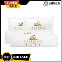 Paket Restking ( 2 Bantal + 2 Guling )