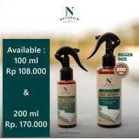 Naturein Bed Spray Anti Bacterial Tungau Virus kasur stroller anak