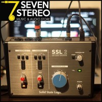 Solid State Logic SSL SSL2 - USB Audio Interface Soudcard Recording